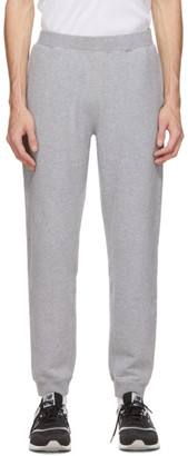 Sunspel Grey Loopback Lounge Pants