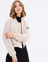 Duke Cropped Bomber