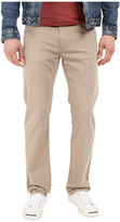 Mavi Jeans Zach Classic Straight Fit in Taupe Comfort