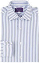 Ralph Lauren Purple Label Men's Striped Cotton Dress Shirt