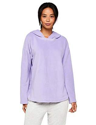 Iris & Lilly Women's Hoodie Long Sleeve Regular Fit,X-Large