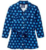 Toobydoo Polkadot Shirt Dress (Toddler, Little Girls, & Big Girls)