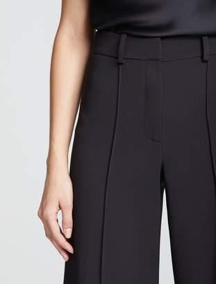 Halston Crepe Suiting Pant