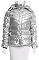Bogner Hooded Down Jacket