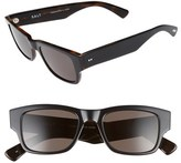 Salt Men's Nielsen 51Mm Polarized Sunglasses - Black Oak