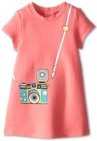 Little Marc Jacobs Tromp L'Oeil Dress (Infant)
