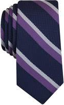 Bar III Men's Denton Stripe Slim Tie, Created for Macy's