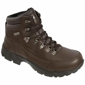 Trespass Bergenz Unisex Adults Combat Boots