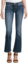 Miss Me Boot-Cut Embellished Pocket Jeans, Medium 489