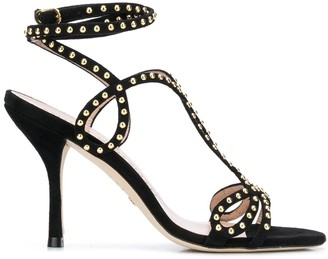 Stuart Weitzman Leya studded sandals