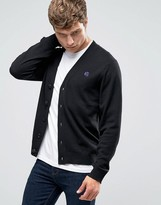 Paul Smith PS by Cardigan With PS Logo In Black