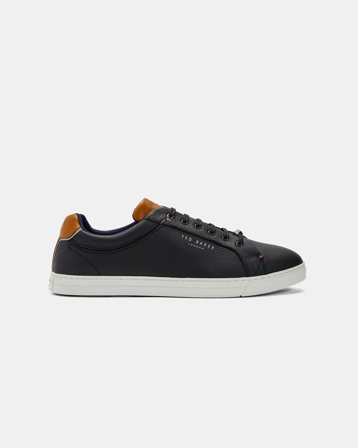 Ted Baker Soft Leather Trainers