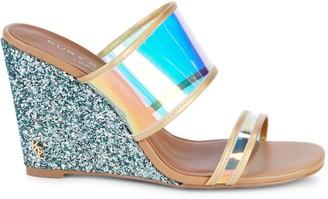 Kurt Geiger Charing Wedge Sandals