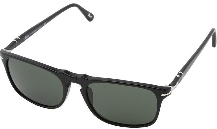 Persol PO3059S Plastic Frame Fashion Sunglasses