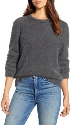 Lucky Brand Eyelash Crew Neck Sweater