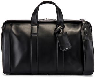 Bottega Veneta Duffel Bag in Black   FWRD