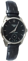 Tissot T Complication Stainless Steel & Black Dial 42mm Mens Watch