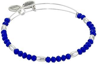 Alex and Ani Balance Bead II Bracelet (Royal Blue 1) Bracelet