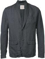 Factotum flap pocket blazer - men - Cotton - 44