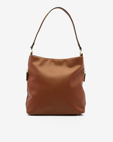 Le Château Faux Leather Hobo Bag