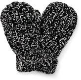 Ralph Lauren 2-6X Wool-Blend Ragg Mittens