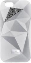 Swarovski Facets Smartphone Case with Bumper, iPhone® 7 Plus, Silver Tone