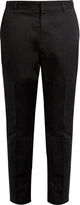 Marc Jacobs Cropped cotton trousers