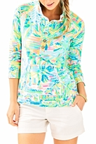 Lilly Pulitzer Colorful Summer Blouse