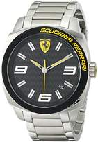 Ferrari Men's 0830168 Aero Evo Analog Display Quartz Watch