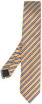 Ermenegildo Zegna metallic striped tie