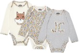 Juicy Couture Baby Knit Graphic Bodysuit Set