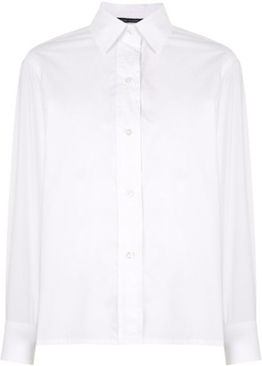Sofie D'hoore Brink pointed-collar shirt