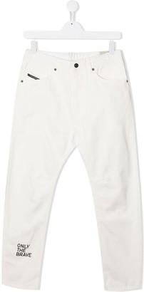 Diesel TEEN slim-fit trousers