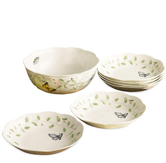 Lenox Butterfly Meadow 7Pc Pasta Set