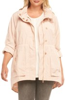 Tart Plus Size Women's Cory Hooded Utility Jacket
