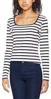 Armor Lux Women's 75503 T-Shirt,16 (XL)