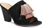 Esprit Billie Peep-Toe Tassel Sandals