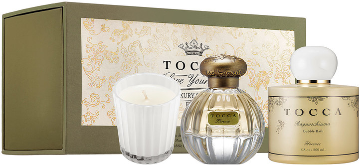Tocca Florence Spa Set
