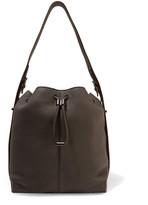 Alexander Wang Prisma textured-leather shoulder bag