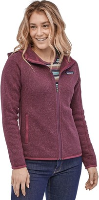 Patagonia Better Sweater Full-Zip Hooded Jacket - Women's