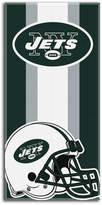 Northwest Company New York Jets Zone Read Beach Towel