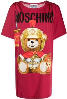 Moschino Teddy Bear T-shirt dress
