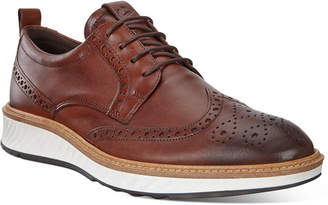 Ecco Men St.1 Hybrid Brogue Oxfords Men Shoes