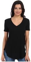 Culture Phit Preslie Cap Sleeve Modal V-Neck Top Women's Clothing