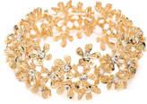 Kelly & Katie Flower Cluster Stretch Bracelet - Women's