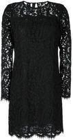 MICHAEL Michael Kors lace dress - women - Cotton/Nylon/Polyester/Viscose - 0