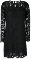 MICHAEL Michael Kors lace dress - women - Cotton/Nylon/Polyester/Viscose - 6