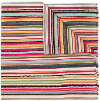 Paul Smith Long Striped Scarf