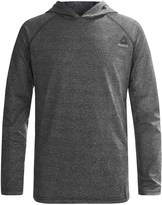 Reebok Marled Hoodie Shirt - Long Sleeve (For Big Boys)