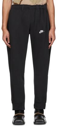 Bless Black Overjogging Jean Lounge Pants